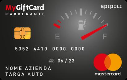 MyGiftCard_MC_Carburante_NomeAzienda_TargaAuto